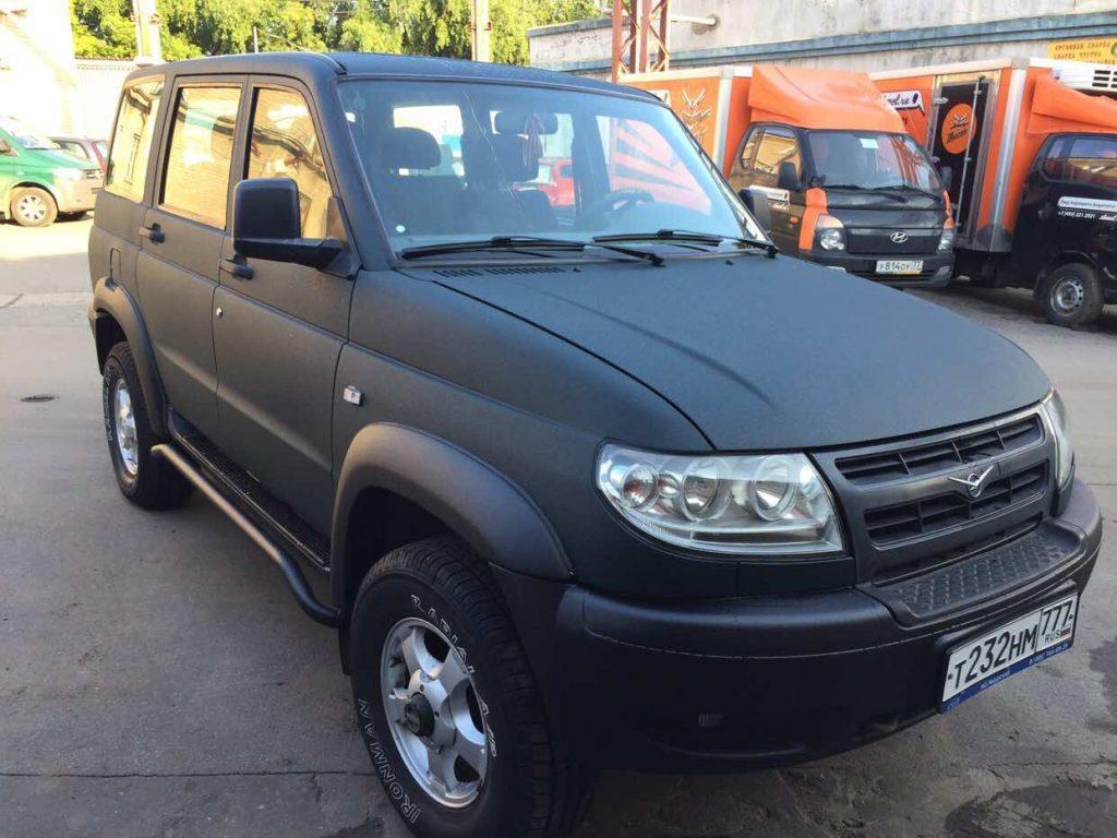 УАЗ 4x4